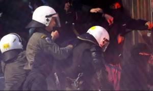 Επεισόδια με οπαδούς του ΠΑΟΚ στην Αθήνα