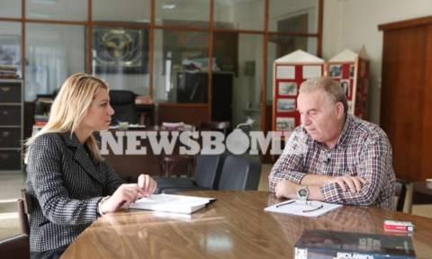 Ο πρόεδρος της ΠΕΜΕΝ στο Newsbomb.gr: Δεν φορολογούνται οι εφοπλιστές! (vid)