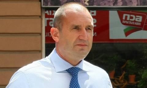Εκλογές Βουλγαρία: Νίκησε οριακά ο σοσιαλιστής Ράντεφ στον πρώτο γύρο