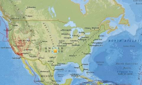 Σεισμός 5,3 Ρίχτερ κοντά στην Οκλαχόμα