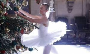 Τα Χριστούγεννα ξεκίνησαν στην έπαυλη Chatsworth με τον «Καρυοθραύστη»