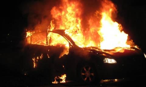 Κρήτη: Σπαραγμός για τον 22χρονο Γιώργο - Κάηκε ζωντανός μέσα στο αυτοκίνητο του (Pic)