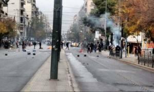 Πεδίο μάχης το κέντρο της Αθήνας (pics&vid)