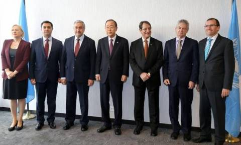 Ξεκίνησαν οι κρίσιμες συνομιλίες για το Κυπριακό
