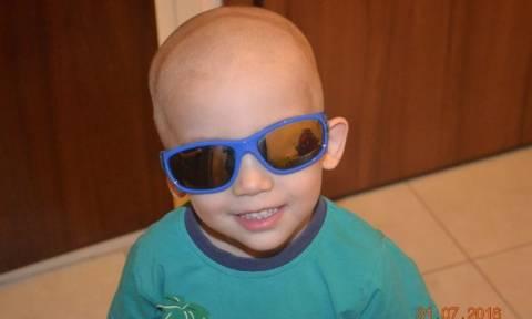 Η συγκινητική ιστορία του μικρού Παντελή από τη Ρόδο, που νίκησε τον καρκίνο