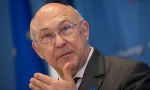 Μ.Σαπέν: «Ισορροπημένες αποφάσεις» για την Ελλάδα από την Ευρωζώνη
