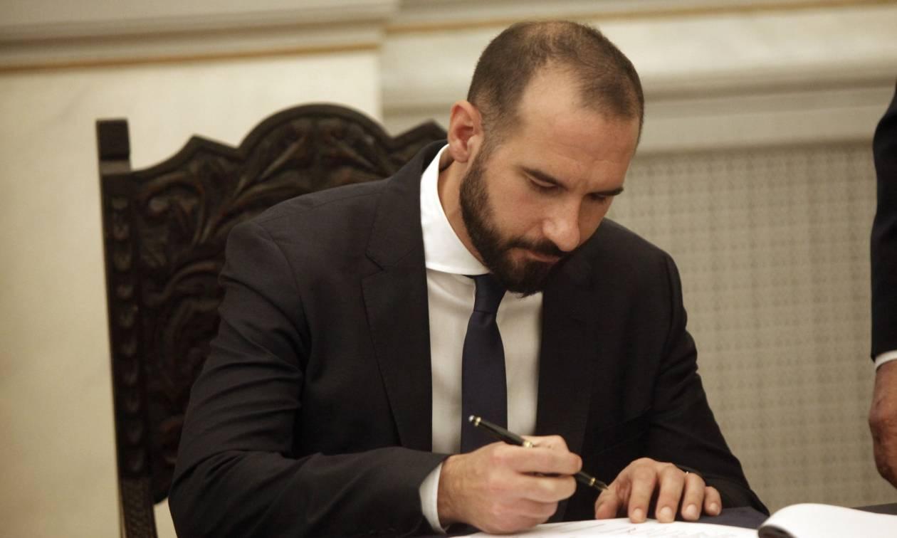 Τζανακόπουλος: «Πρεμιέρα» σήμερα για το νέο κυβερνητικό εκπρόσωπο