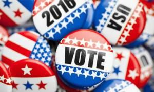 Εκλογές ΗΠΑ 2016: «Φωτιά» στο twitter για την τελική αναμέτρηση Κλίντον - Τραμπ