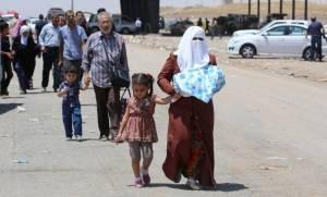 Ιράκ: Εκατοντάδες απαγωγές και βίαιες μετακινήσεις από το ΙΚ