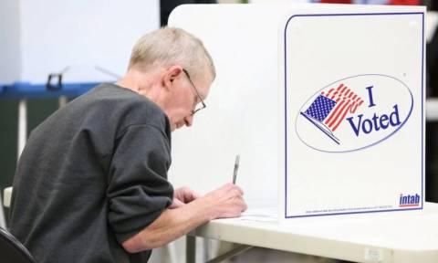 Αμερικανικές εκλογές 2016: Η μέγαλη μέρα των ΗΠΑ μέσα από φωτογραφίες