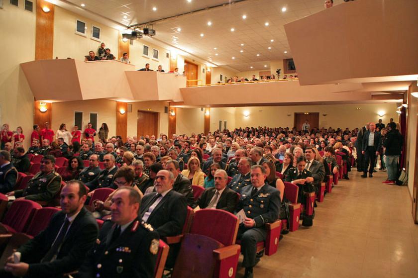Εκδήλωση Αρχηγείου για την Εορτή του Προστάτη της ΠΑ (pics)