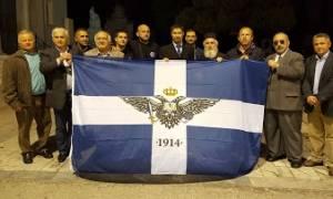 Μήνυμα από το μνήμα Σπυρομήλιου: «Ούτε η Χειμάρρα ούτε η Β. Ήπειρος υπήρξαν ποτέ αλβανικές» (pics)