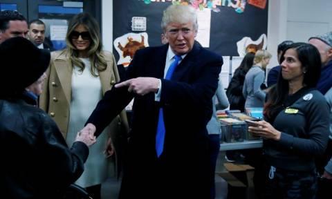 Αποτελέσματα αμερικανικών εκλογών: Υπόνοιες Τραμπ για νοθεία