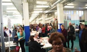 Αποτελέσματα εκλογές ΗΠΑ 2016: Πρωτοφανής η συμμετοχή των ομογενών στην Αστόρια – Τι ψήφισαν; (vid)