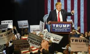 Αποτελέσματα εκλογές ΗΠΑ 2016: Ο Τραμπ προηγείται με συντριπτική διαφορά σε Κεντάκι και Ιντιάνα