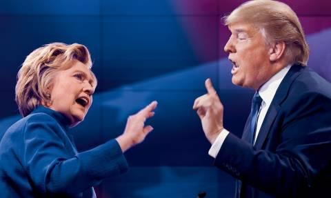 Αποτελέσματα αμερικανικών εκλογών: Κεντάκι και Ιντιάνα σε Τραμπ, Βερμόντ στη Χίλαρι