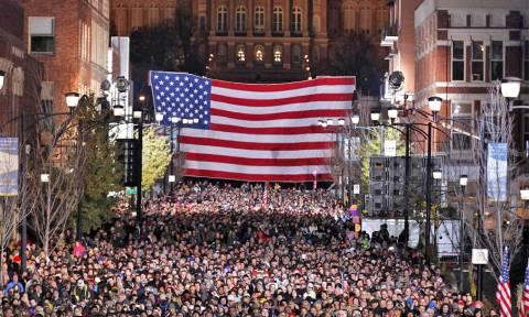 Αποτελέσματα αμερικάνικών εκλογών: Δείτε LIVE τι μεταδίδουν τα μεγάλα διεθνή δίκτυα