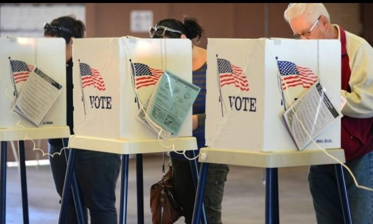 Αποτελέσματα αμερικανικών εκλογών: Διατηρούν την πλειοψηφία στη Γερουσία οι Ρεπουμπλικανοί