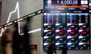 Αποτελέσματα αμερικανικών εκλογών: Bυθίζονται οι ασιατικές αγορές, στροφή στα ασφαλή καταφύγια