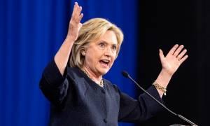 Αποτελέσματα εκλογών ΗΠΑ 2016: Το «έβαλε στα πόδια» η Κλίντον - Εγκατέλειψε τους ψηφοφόρους της