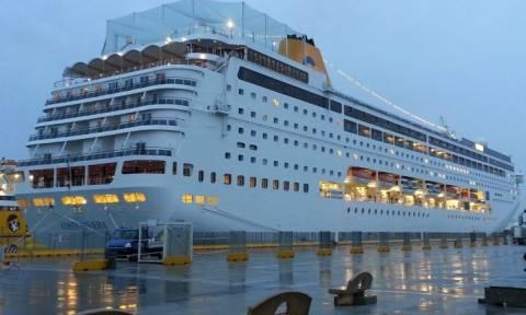 Λαχτάρα για επιβάτες κρουαζιερόπλοιου (pics)