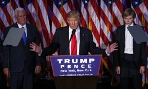 Αποτελέσματα εκλογών Αμερικής 2016: Η πρώτη αντίδραση της Ρωσίας για τη νίκη Τραμπ