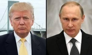 Αποτελέσματα εκλογών Αμερικής 2016: Επικοινωνία Πούτιν – Τραμπ – Τι είπε ο Ρώσος Πρόεδρος