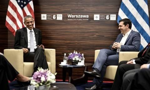 «Φιάσκο» η επίσκεψη Ομπάμα στην Αθήνα