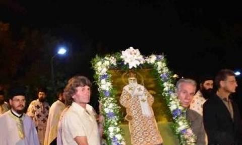 Τον Άγιο Νεκτάριο τίμησε το Ναύπλιο (video)
