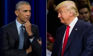 Νέος πρόεδρος ΗΠΑ: Τηλεφωνική επικοινωνία Ομπάμα - Τραμπ