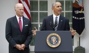 Αμερικανικές εκλογές 2016 - Ομπάμα: Υποστηρίζουμε τον Τραμπ για μια επιτυχή ηγεσία