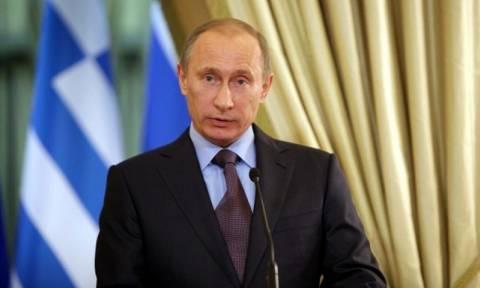 Πούτιν: Με την Ελλάδα μάς συνδέουν ιστορικοί δεσμοί