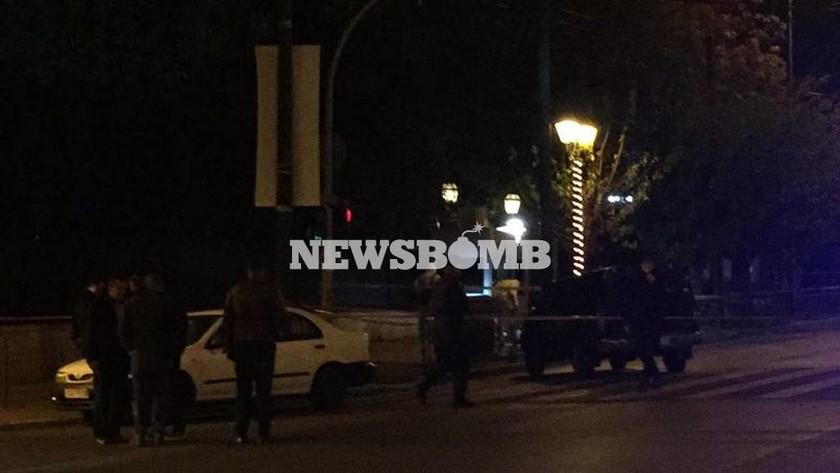 Τρομοκρατική επίθεση στη Γαλλική Πρεσβεία (pics - vid)