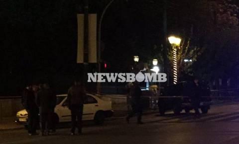 Τρομοκρατική επίθεση–Γαλλική Πρεσβεία: Δείτε το βίντεο από το σημείο της έκρηξης