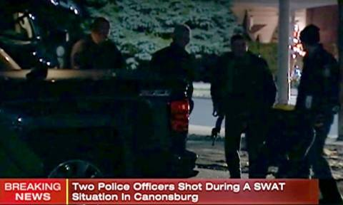 Συναγερμός στις ΗΠΑ: Νεκρός αστυνομικός σε ένοπλη ενέδρα στην Πενσιλβάνια