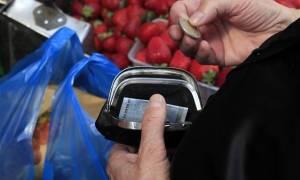 Σε  αποπληθωρισμό για 44ο συνεχή μήνα η ελληνική οικονομία