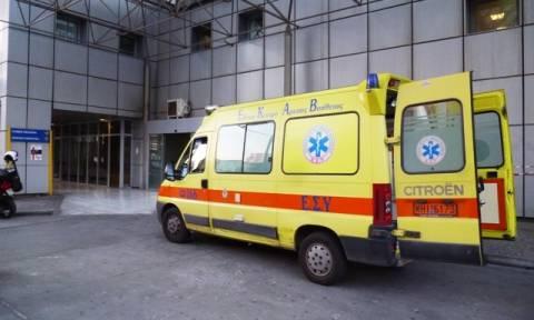Βόλος: Στο νοσοκομείο 13χρονη που κατάπιε χάπια στο σχολείο