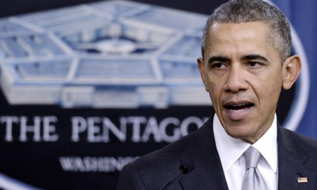 ΗΠΑ: Επιπλέον 11,6 δισ. δολάρια ζητά ο Ομπάμα για τον πόλεμο κατά του ISIS