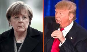 Νέος Πρόεδρος ΗΠΑ: Τηλεφωνική συνομιλία Άνγκελας Μέρκελ με Ντόναλντ Τραμπ