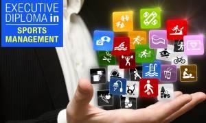 Απόκτησε επαγγελματική εξειδίκευση στο Αθλητικό Management - Mediterranean Professional Studies