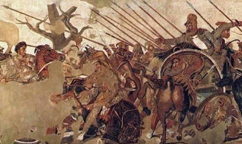 Σαν σήμερα το 333 π.Χ. ο Μέγας Αλέξανδρος συντρίβει τους Πέρσες στην μάχη της Ισσού