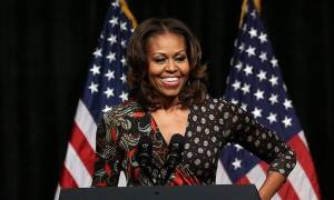 Εντυπωσιακή η Μισέλ Ομπάμα στο εξώφυλλο της Vogue! (pic)