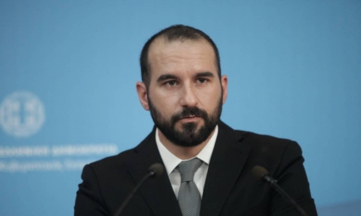 Τζανακόπουλος: Ο Γιώργος Γεωργιάδης, τίμησε το λειτούργημα της δημοσιογραφίας, με ήθος