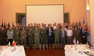 Στρατός ξηράς:  Συνέδριο Τακτικής Ελικοπτέρων (pics)