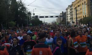 Μαραθώνιος Αθήνας 2016: Αυτοί οι δρόμοι θα είναι κλειστοί