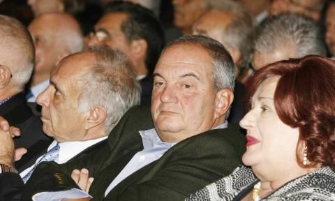 Λαμία: Θερμή υποδοχή του Κ. Καραμανλή σε εκδήλωση για την Μαριέτα Γιαννάκου