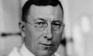 Frederick Banting: Η Google τιμά με doodle τον εφευρέτη της ινσουλίνης