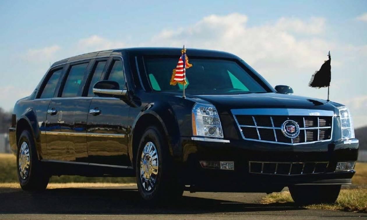 Επίσκεψη Ομπάμα: Με το «κτήνος» θα γίνουν οι μετακινήσεις του Αμερικανού προέδρου στην Αθήνα