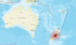 Νέος ισχυρός σεισμός 6,5 Ρίχτερ στη Νέα Ζηλανδία (pics)