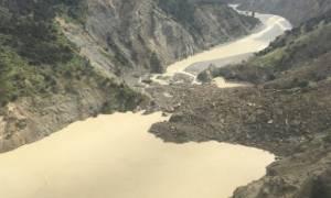 Σεισμός Νέα Ζηλανδία: Τα 7,8 Ρίχτερ προκάλεσαν ρήγμα σε φράγμα ποταμού